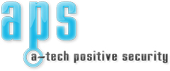 A-Tech Positive Security Logo